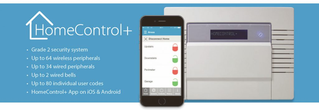Pyronix Home Control+